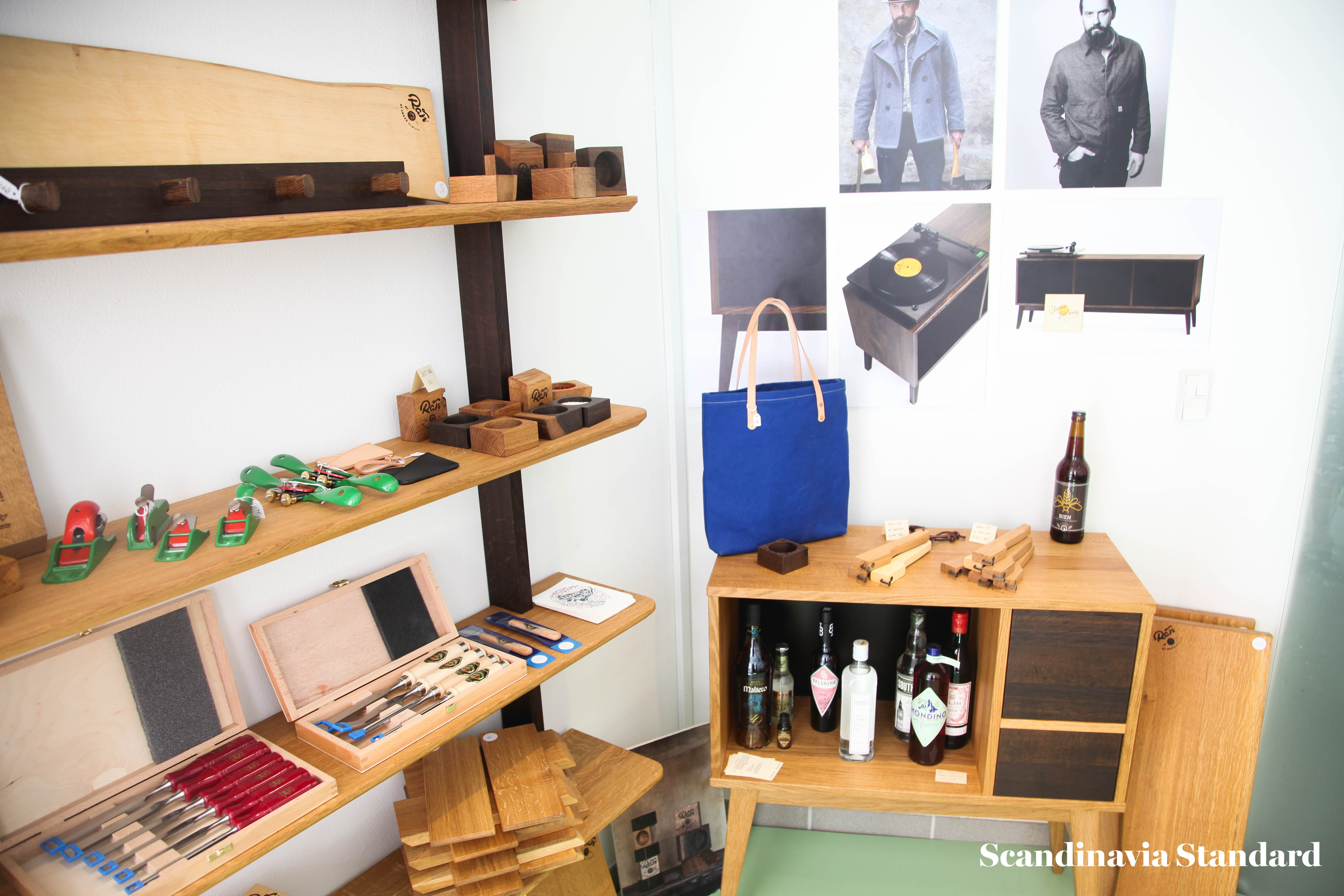 Reclaiming Danish Modern Furniture Søren Ulrich Store | Scandinavia Standard