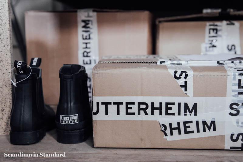Stutterheim Raincoats | Cabin Design Studio Södermalm Stockholm | Scandinavia Standard | IMG_7259