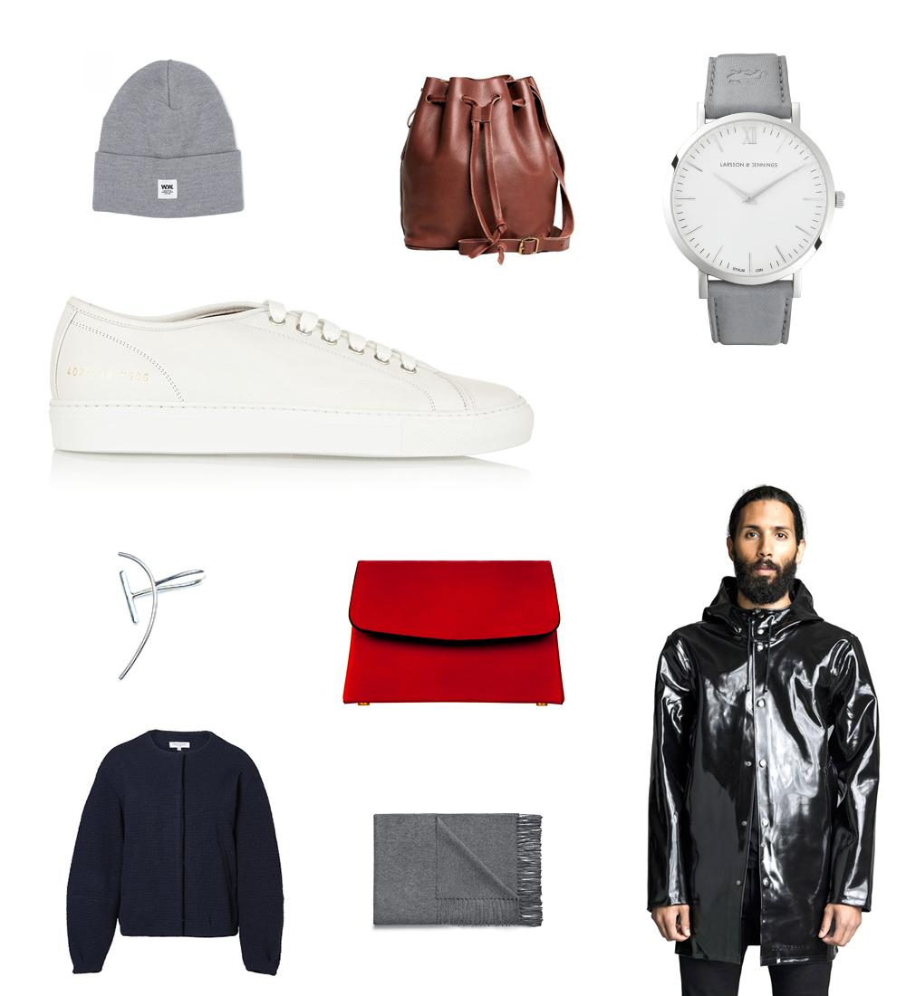 Fashion Minimalist Gifts Collage | Scandinavia Standard