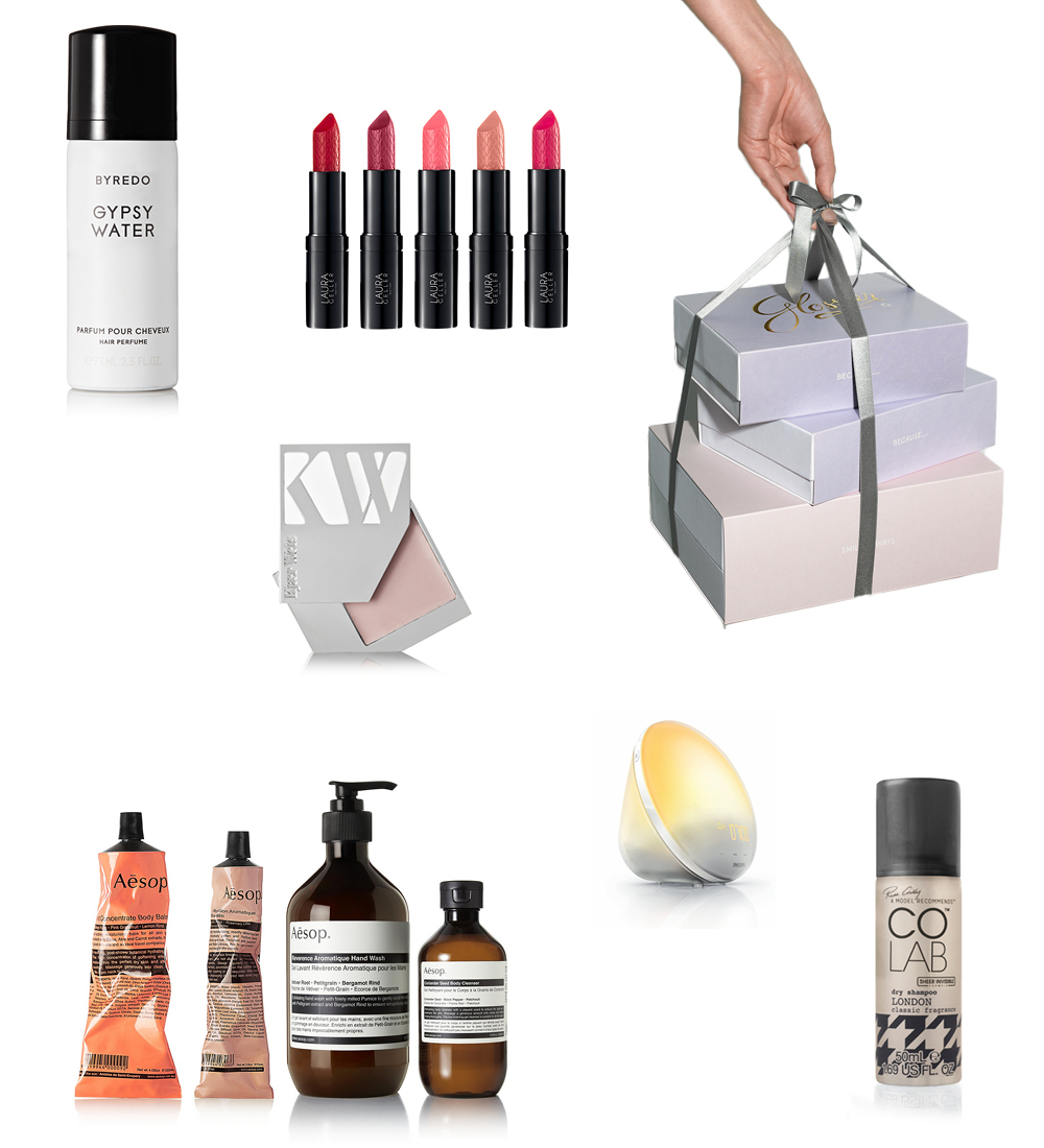 Health & Beauty Minimalist Gifts Collage | Scandinavia Standard