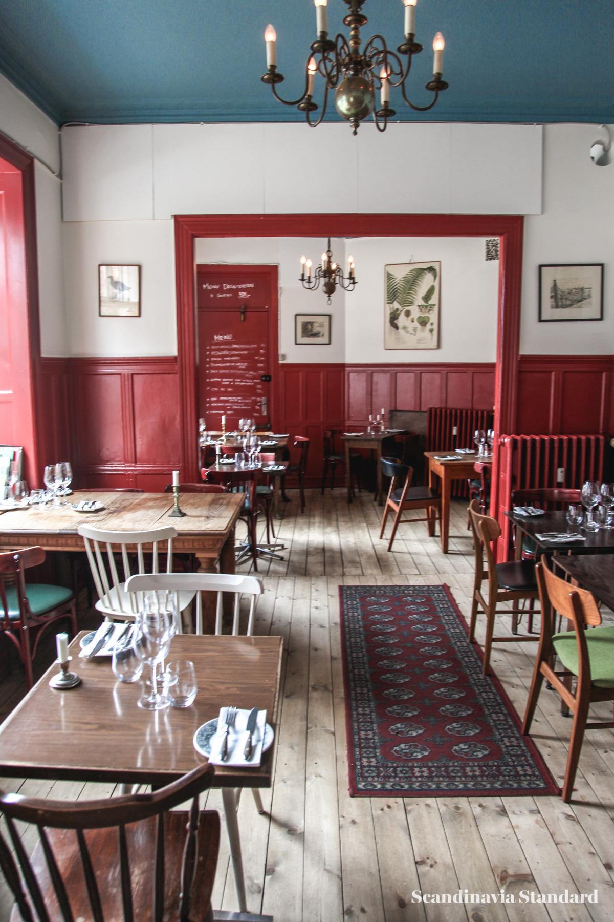 'Je t'aime' French Restaurant with New Nordic Influences in Copenhagen   Scandinavia Standard