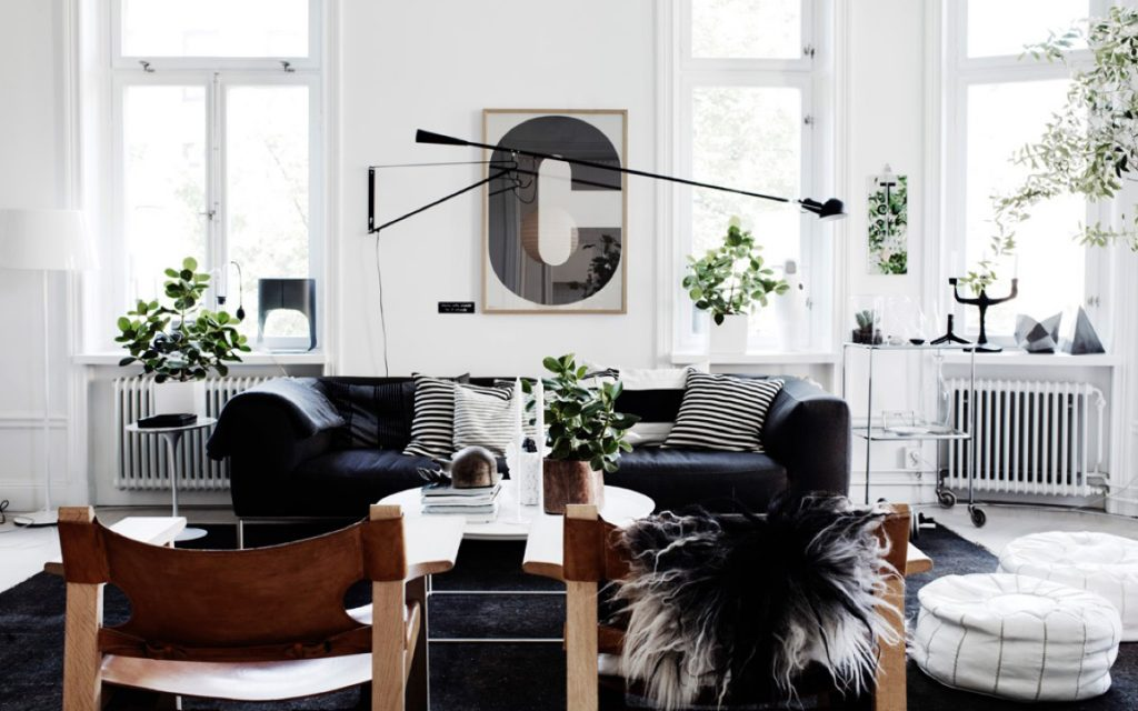 Scandi Six: Swedish Interior Design Blogs