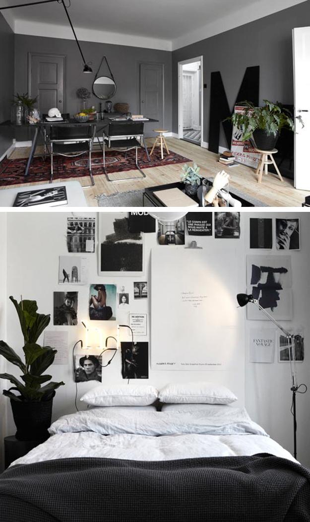 Best Swedish Interiors Blogs Grey Home on Scandinavian Hom Blog ...