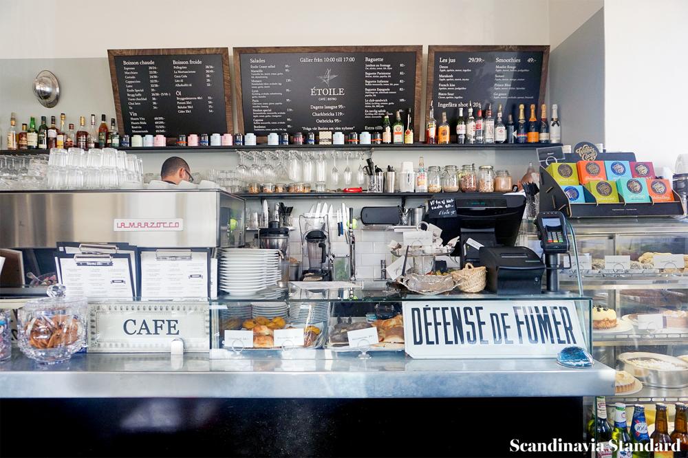 COFFEE Etoile Bar Centre 4   Scandinavia Standard