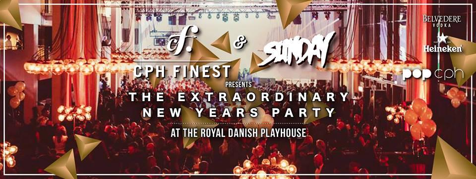 EXTRAORDINARY NEW YEARS - Dec 15 - Whats on Copenhagen