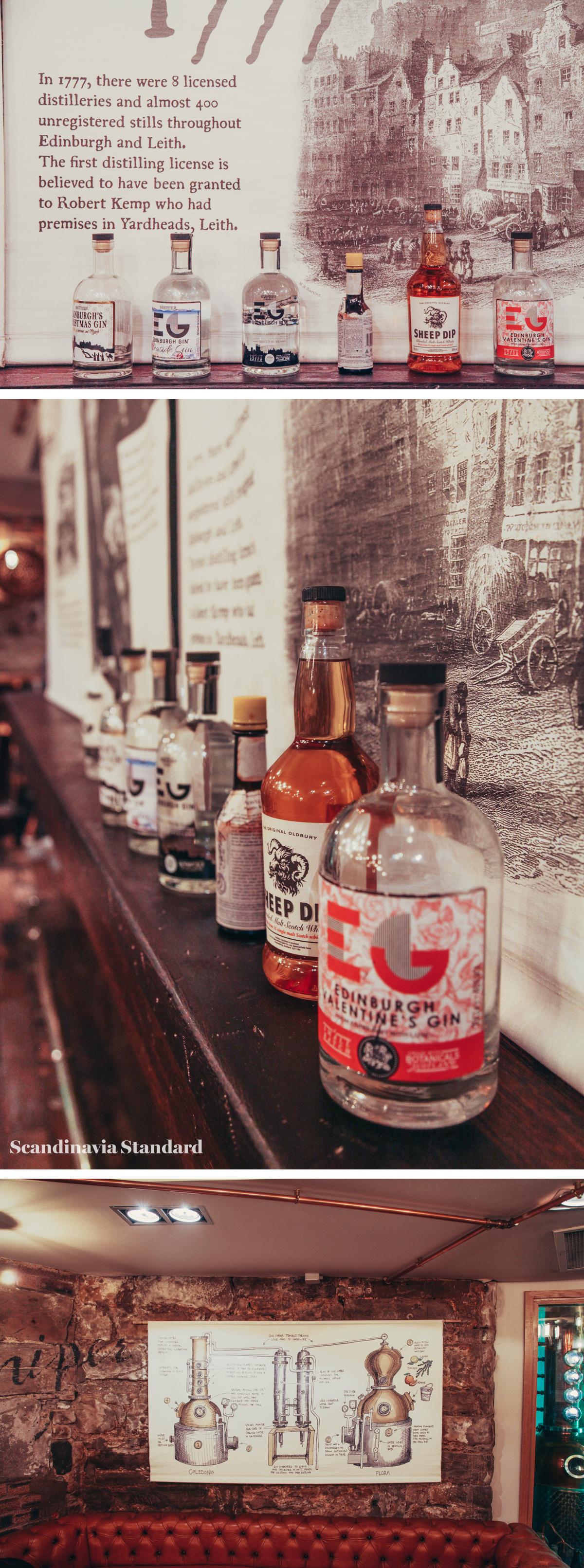Edinburgh Gin Distillery | Scandinavia Standard