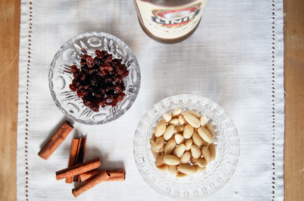 Glogg ingredients  | Scandinavian Standard