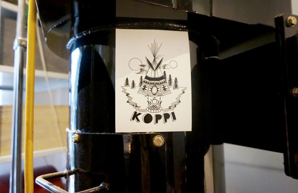KOPPI-Roaster-Upclose-logo- Scandinavia-Standard