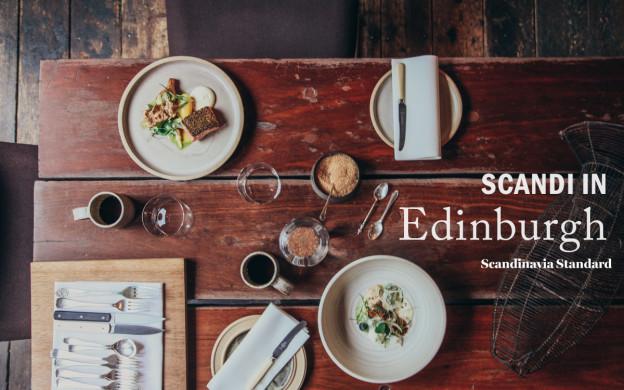 Scandi in…Edinburgh   Scandinavia Standard