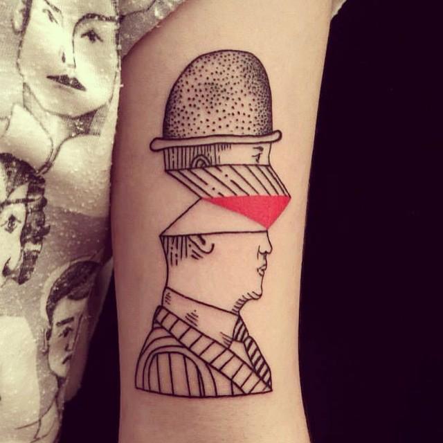 Axel Ejsmont   Minimalist Tattoo Artist   Scandinavia Standard