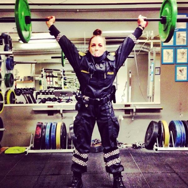 Icelandic Police Instagram | @logreglan | Scandi Six | Icelandic Instagram accounts to Follow | Scandinavia Standard