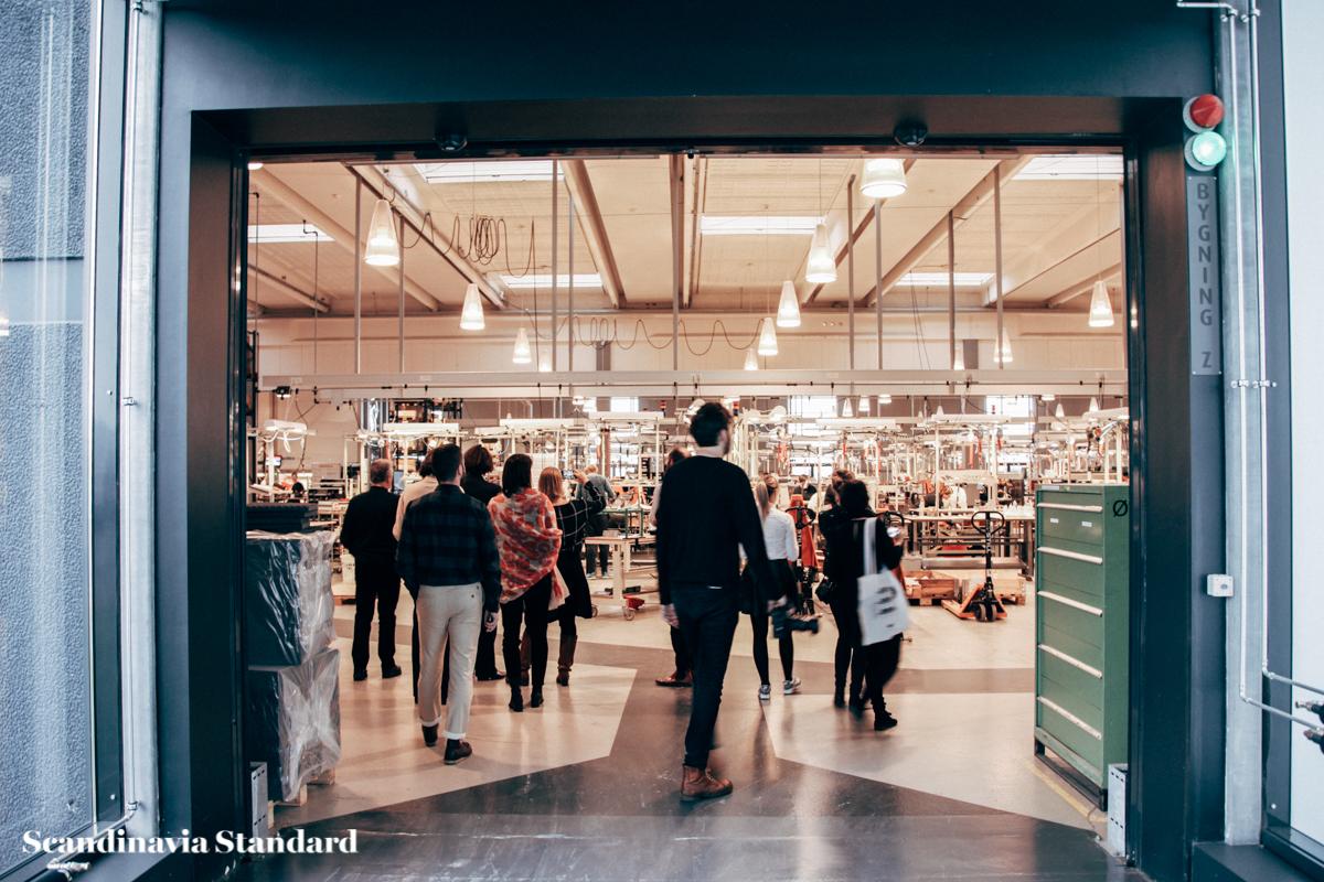 Louis Pulsen Factory | Scandinavia Standard