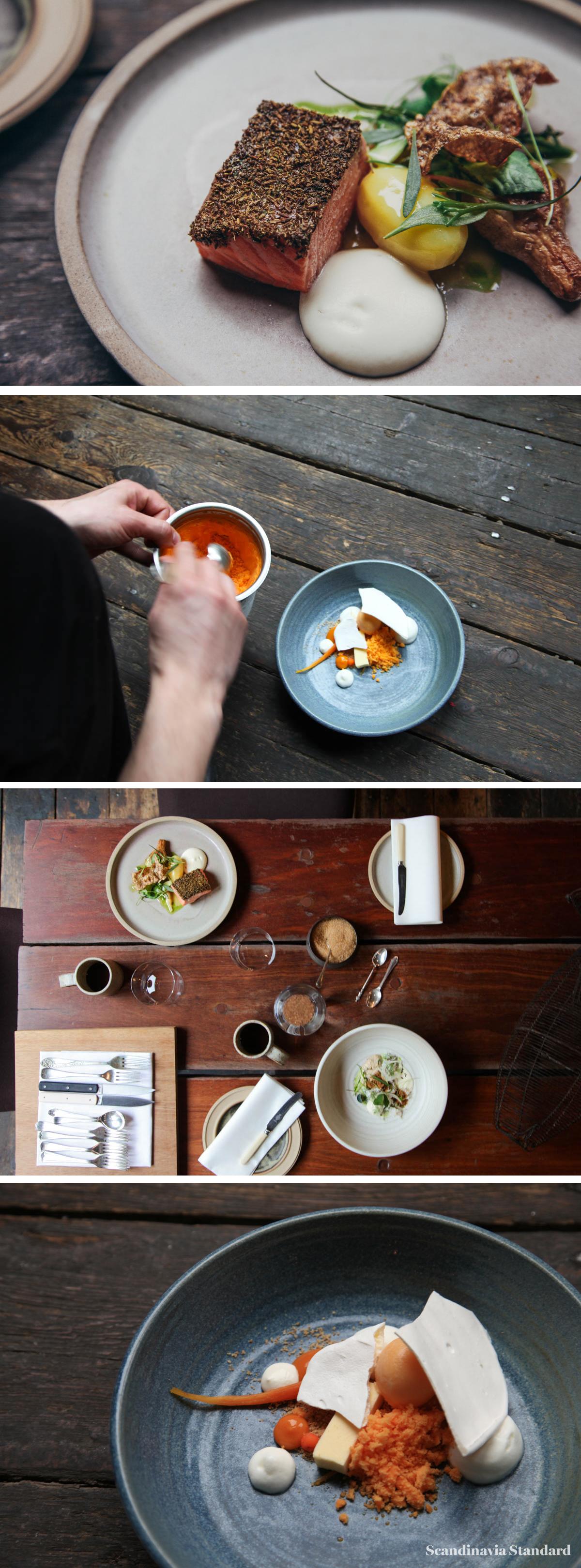 New Nordic in Old Edinburgh Timberyard Food Scandinavia Standard