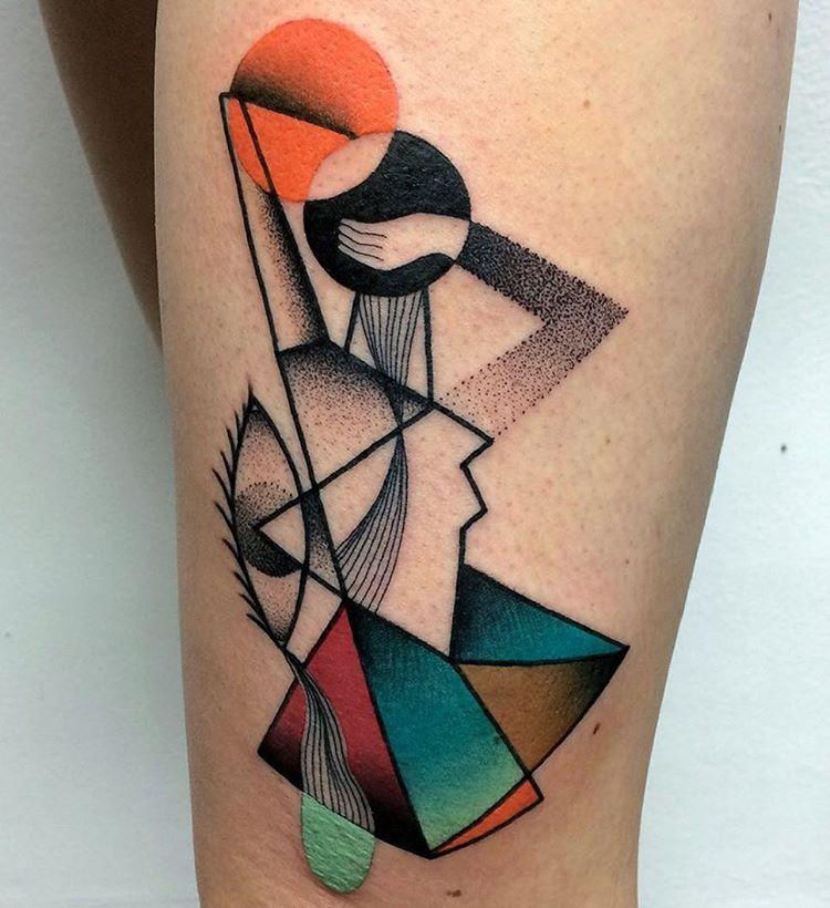 Marius Ztrubisz | Minimalist Tattoo Artist | Scandinavia Standard