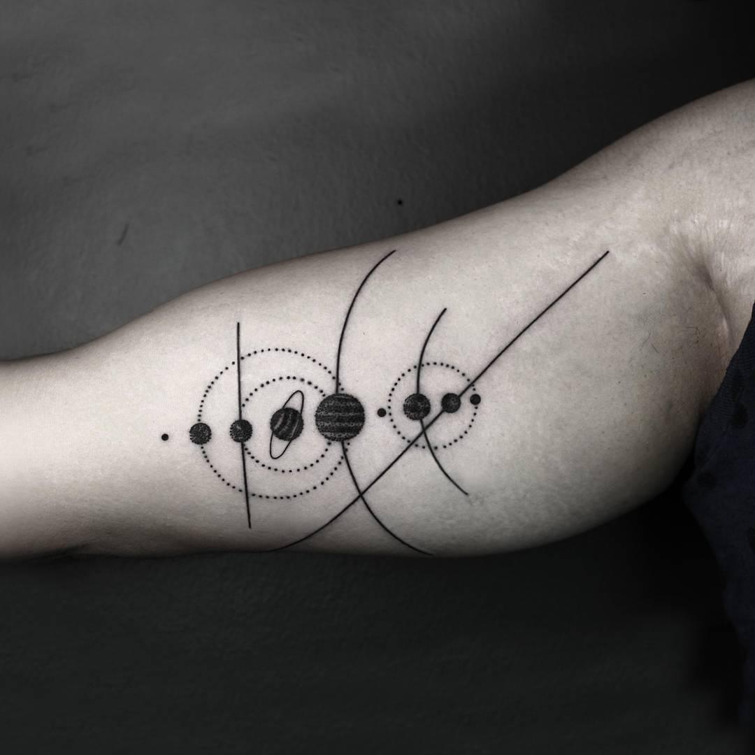 OKAN UCKUN   Minimalist Tattoo Artist   Scandinavia Standard