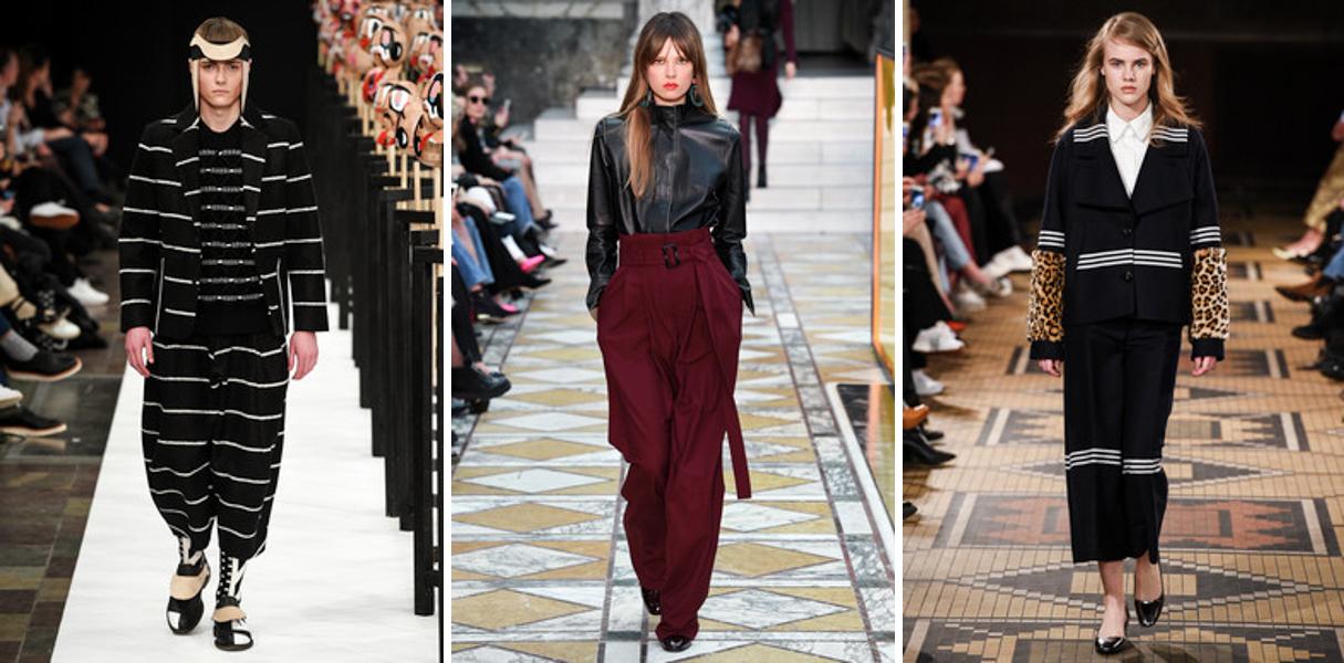 PANTS - HENRIK VIBSKOV BY MALENE BIRGER BAUM UND PFERDGARTEN - Copenhagen Fashion Week Trend Report Scandinavia Standard
