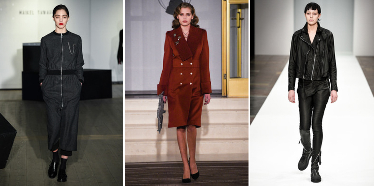 SILVER - MAIKEL TAWADROS - FREDERICO DANGELO - BARBARA I GONGINI - Copenhagen Fashion Week Trend Report Scandinavia Standard