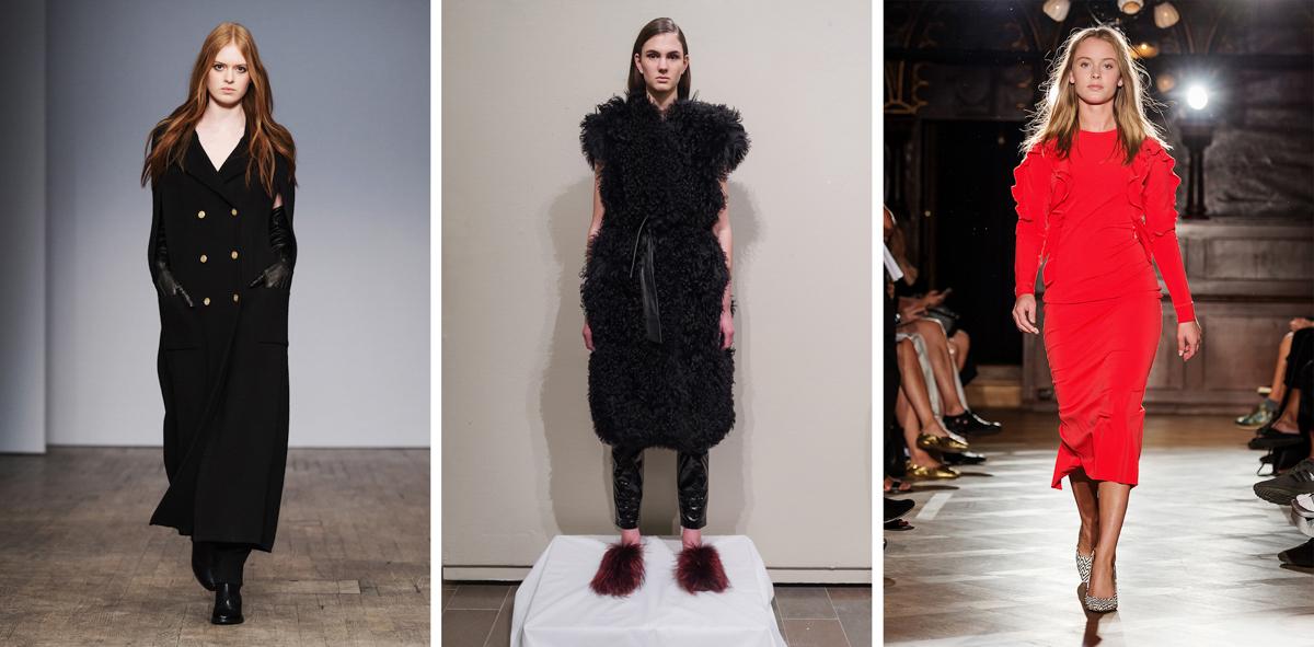 Tailored + Shaggy - BUSNEL - Stand - Ida Klampborn - Stockholm Fashion Week TREND REPORT AW16 | Scandinavia Standard