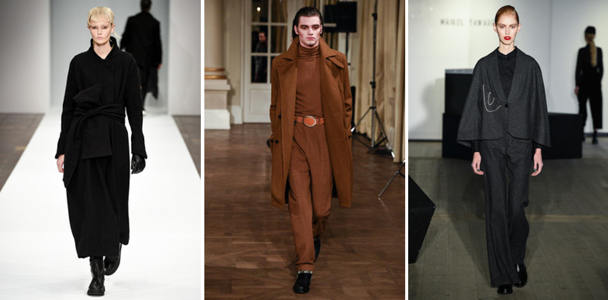WEARABLE - BARBARA I GONGINI ASGER JUEL MAIKEL TAWADROS - Copenhagen Fashion Week Trend Report Scandinavia Standard