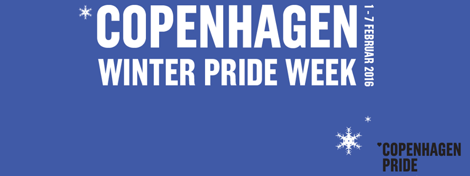 WINTER PRIDE - WHATS ON COPENHAGEN - FEB 2016