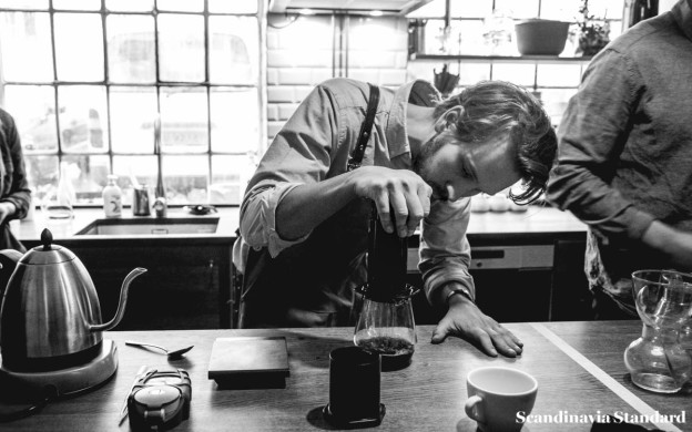Aeropress Callum Coffee Collective | Scandinavia Standard