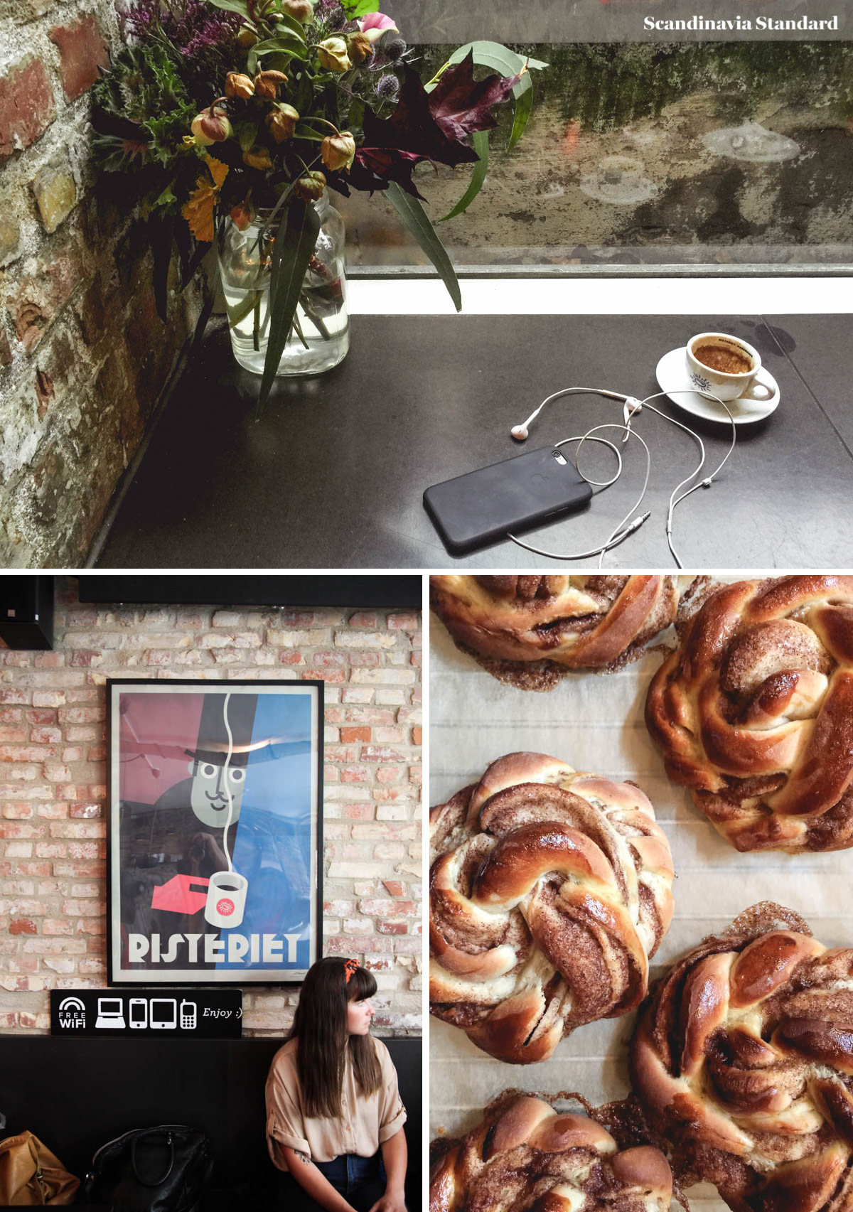 Best Coffee Shops - Risteriet Collage | Scandinavia Standard