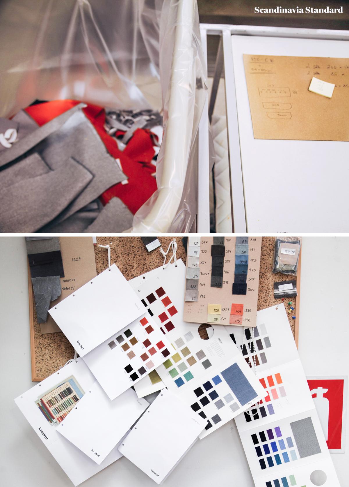 Collage Design Erik Jorgensen Delphi Sofa | Scandinavia Standard