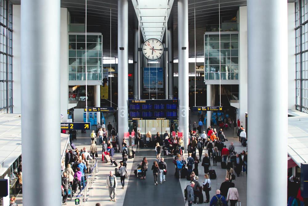 Copenhagen Airport Scandinavia Standard
