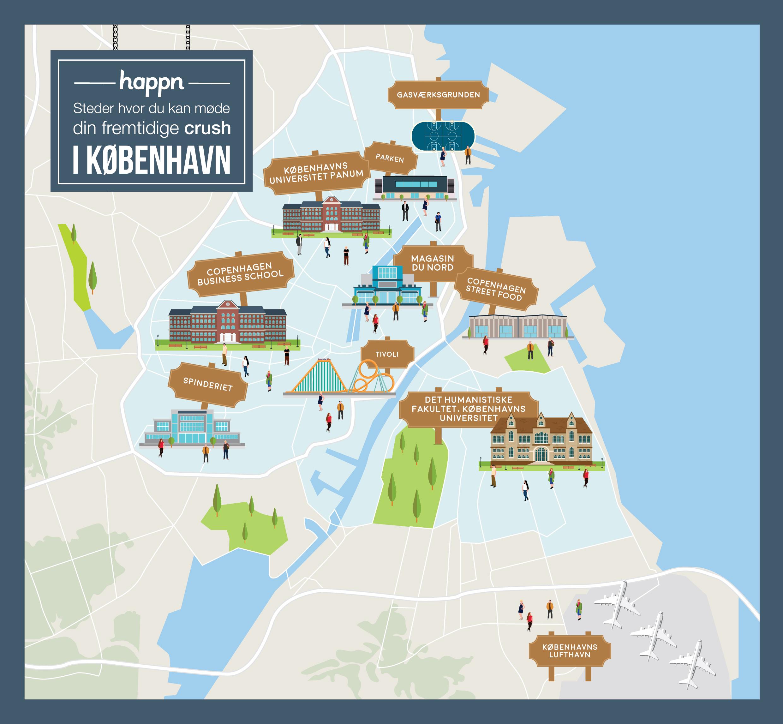 Best Places To Meet Transgenders In Copenhagen - Ladyboy Wiki