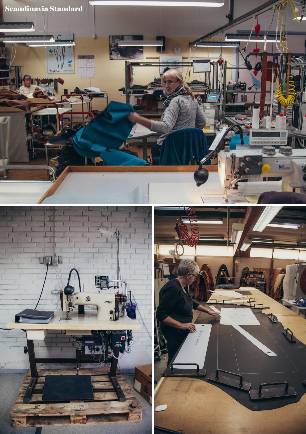 Skilled Workers Delphi Sofa Scandinavia Standard