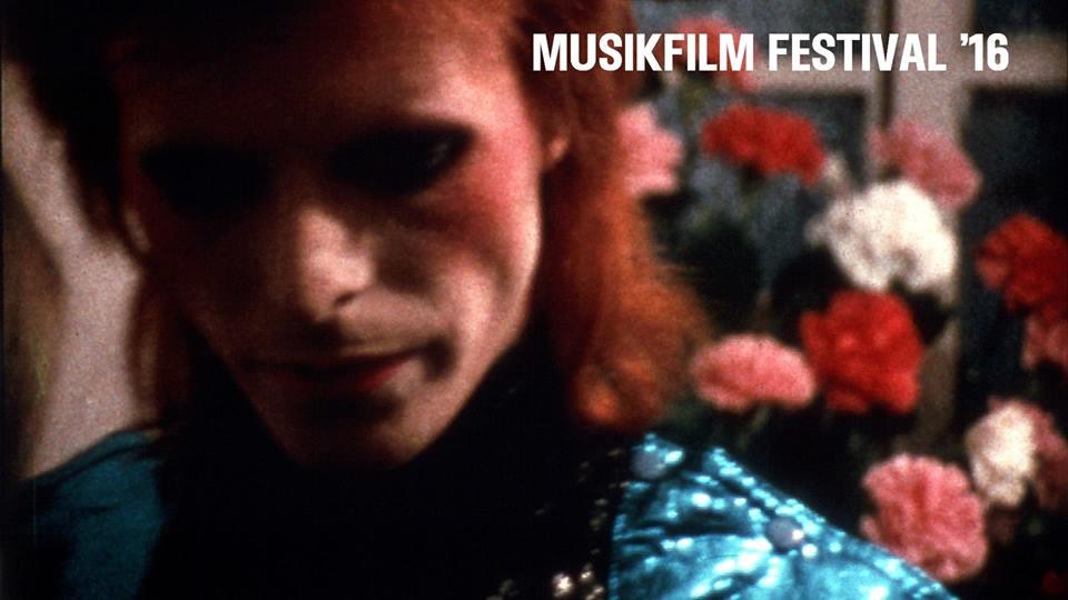 MUSIKFILM FEST - APRIL 2016