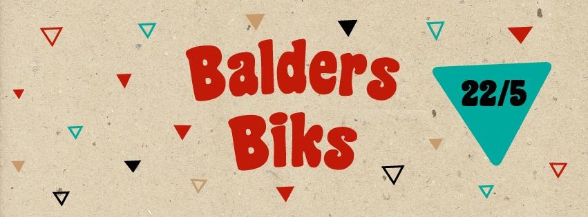 BALDERS BIKS - Copenhagen - May 2016