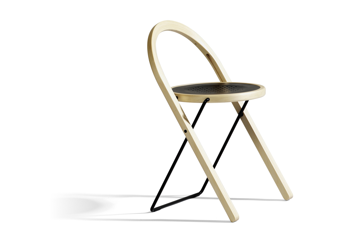 BePlus Folding Chair - Minimalist Storage | Scandinavia Standard