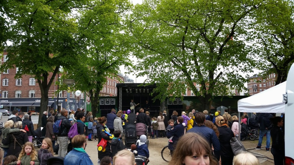 FORTOVSFEST - Copenhagen - May 2016