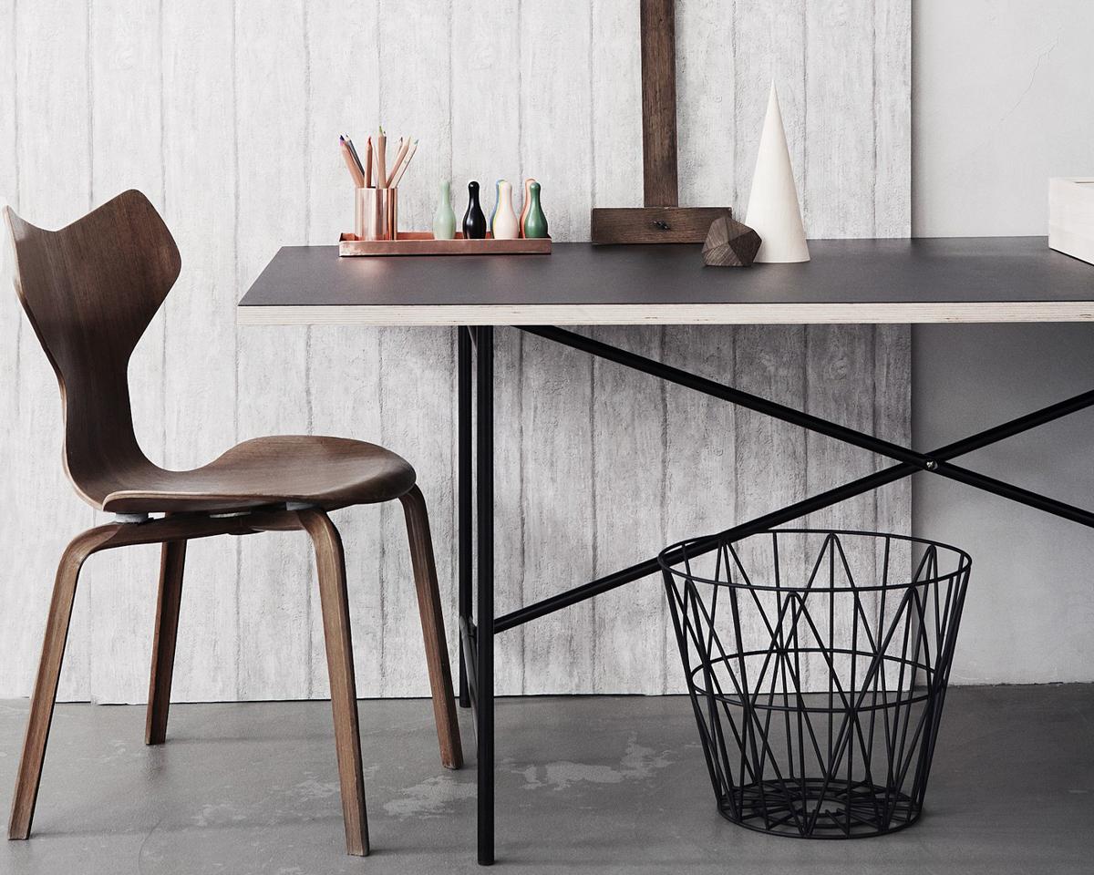 Ferm living Wire Basket  Minimalist Storage | Scandinavia Standard