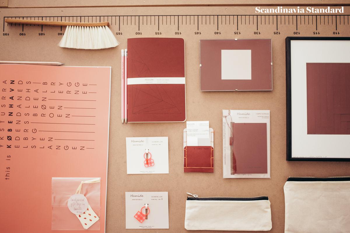 Hamide Studioe Notebook | Scandinavia Standard