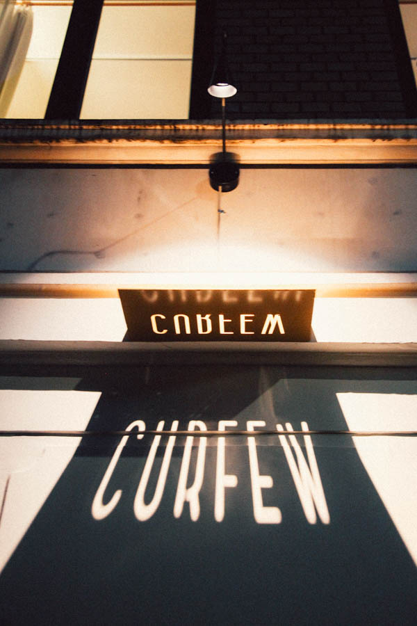 Curfew | Cocktail Bar Copenhagen | Scandinavia Standard