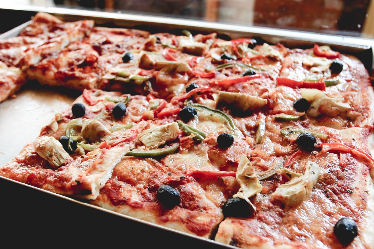 La Fiorita Copenhagen Pizza Best