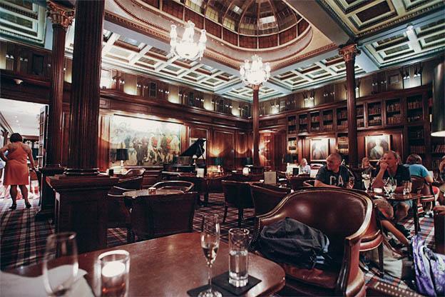 Library Bar   Cocktail Bar Copenhagen   Scandinavia Standard