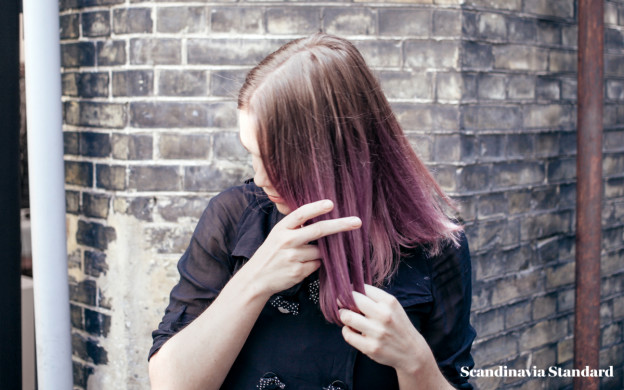 Dye Your Hair Purple & Live Forever