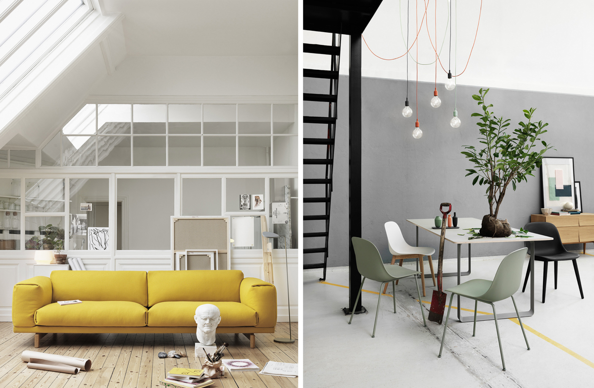 Muuto collage 3 days of design copenahgen | scandinavia standard