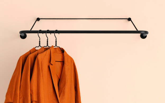 Nomess Hanging Rack | Danish Design Wardrobe | Scandinavia Standard