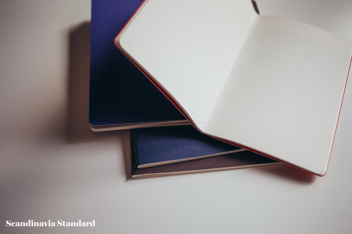 Nomess Notebooks Scandi Six | Scandinavia Standard