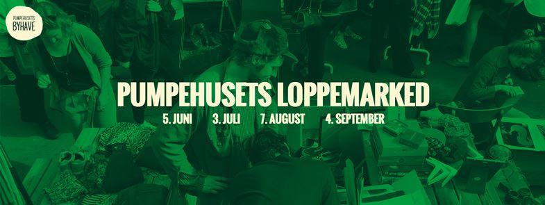 PUMPEHUSET LOPPEMARKED - JUNE 2016 - COPENHAGEN