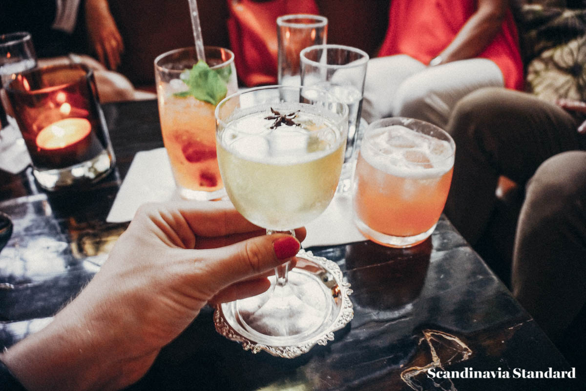 Ruby | Scandi Six - Coctail Bars | Scandinavia Standard