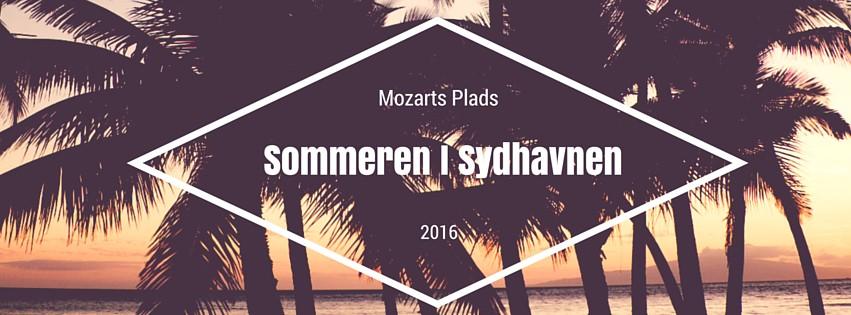 SYDHAVN SUMMERFEST - JUNE 2016 -COPENHAGEN