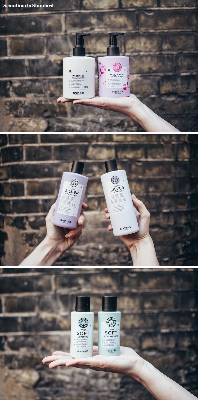 Shampoos and Temporary Maria Nila | Scandinavia Standard