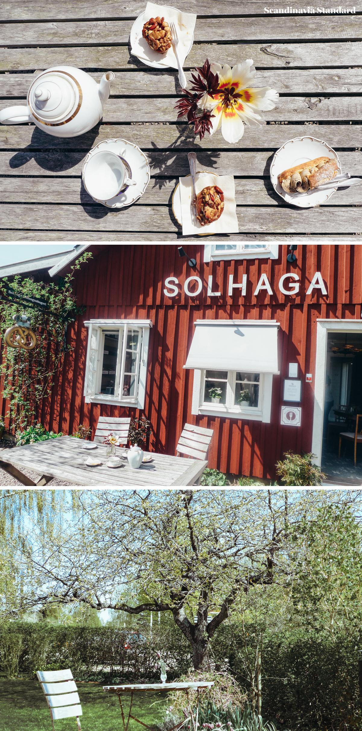 Solhaga Stenungnsbageri Outside | Scandinavia Standard