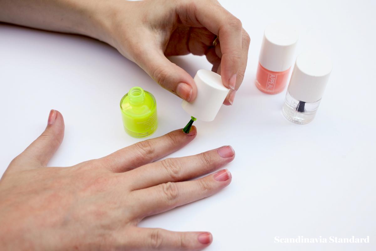 Apeal 4 nail polis summer colours | Scandinavia Standard