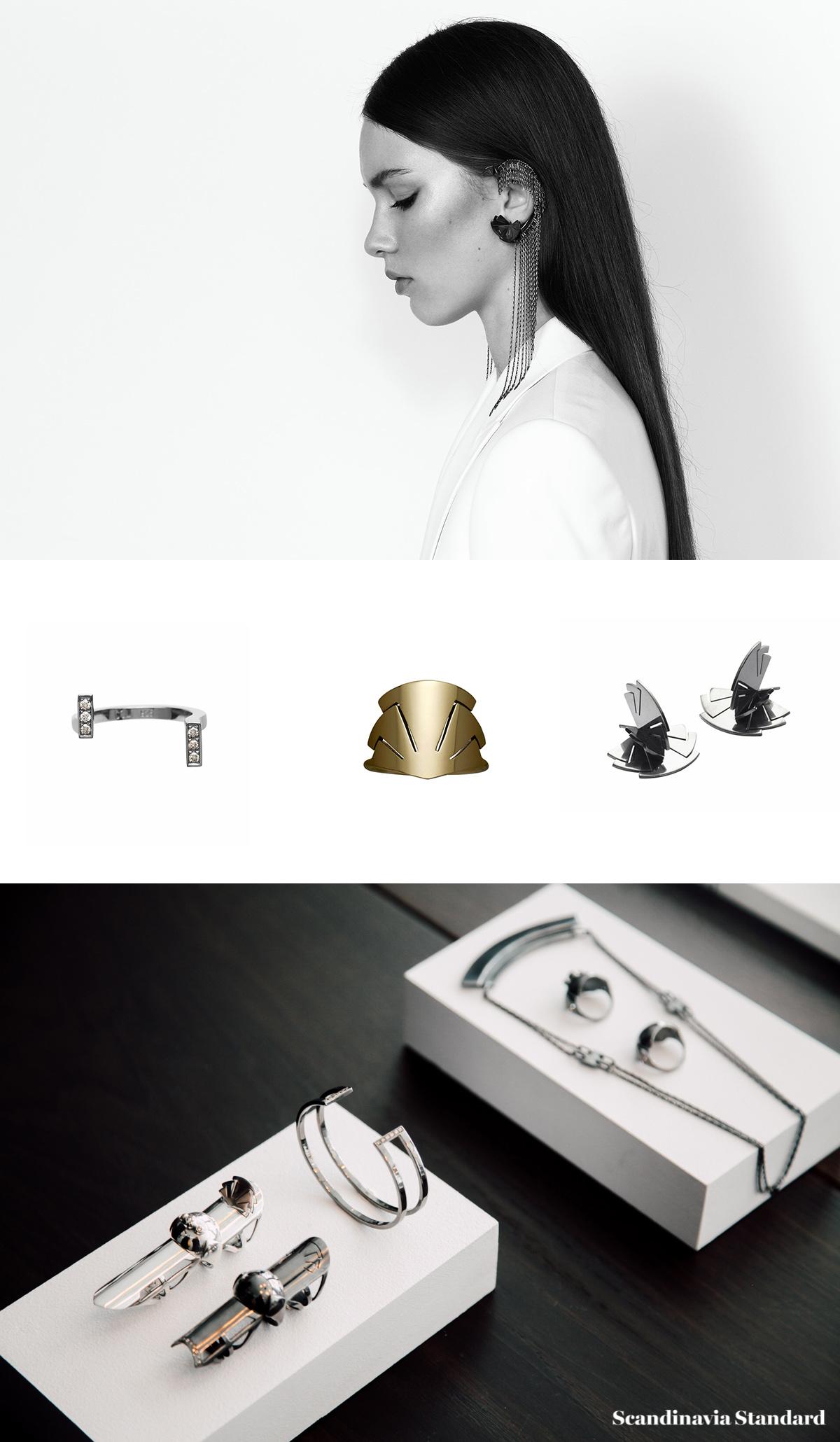 Facon Facon Scandinavian Jewellery Designers